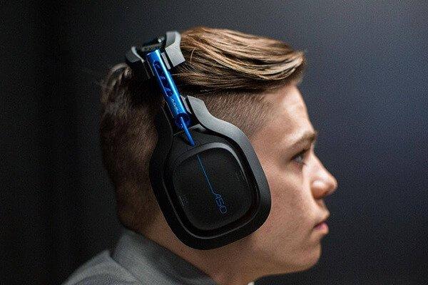 conexión inalambrica auriculares gaming