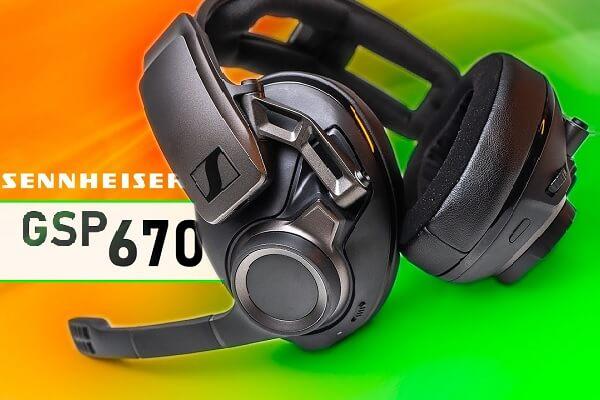 auriculares gaming Sennheiser GSP 670