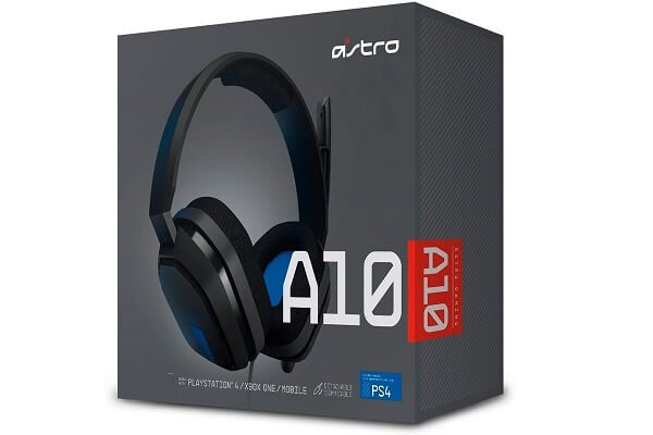 Astro A10 auriculares gaming