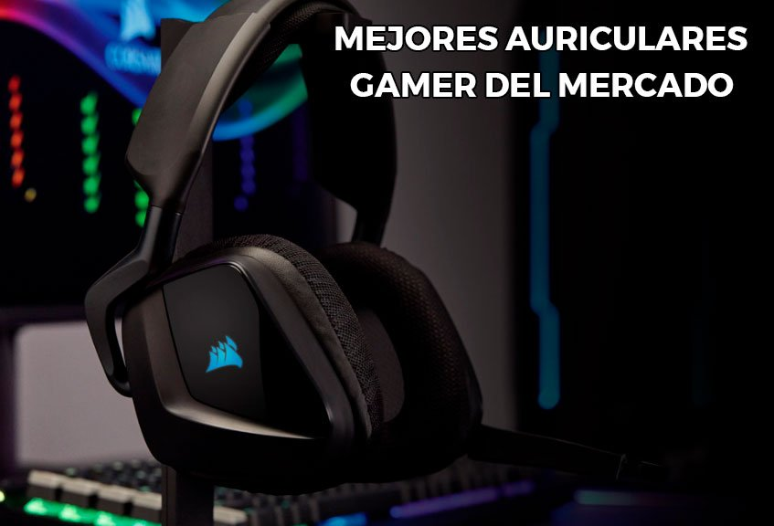 AUDIFONOS GAMER INALAMBRICOS PARA PC 1