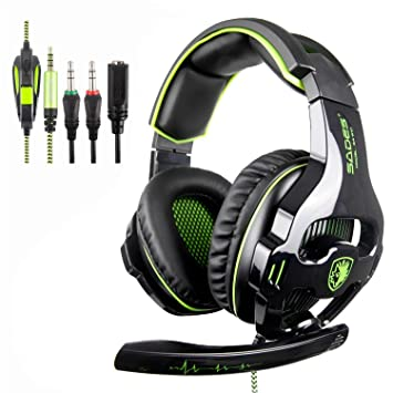 AUDIFONOS GAMING HEADSET 1