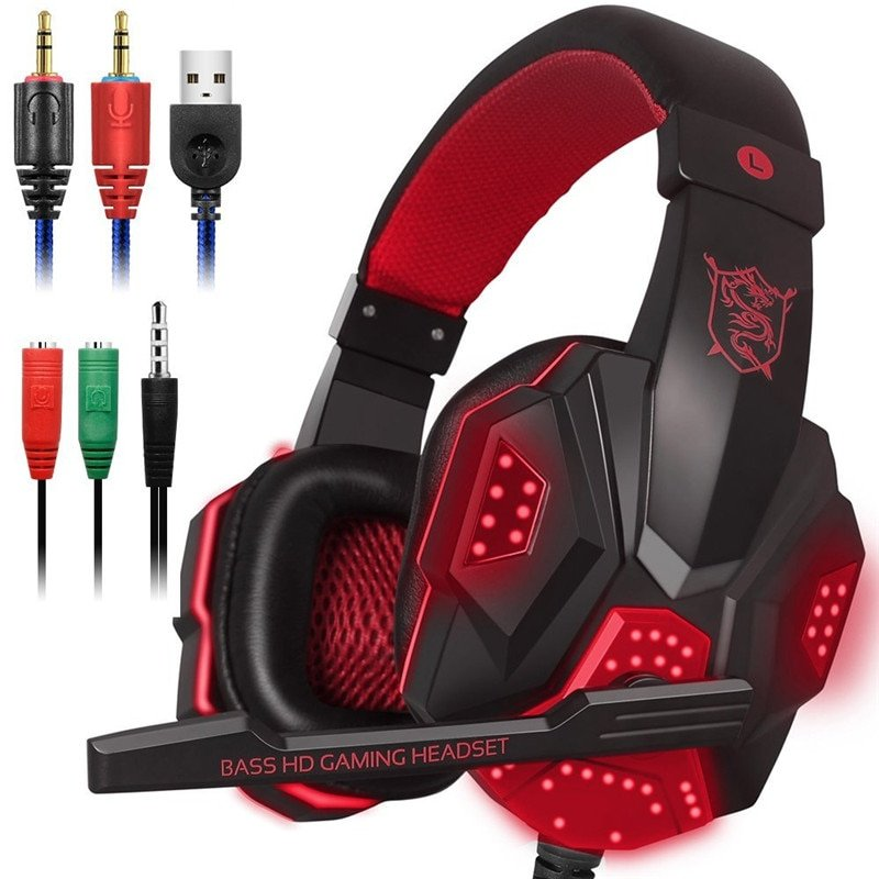 AURICULARES GAMER XBOX ONE 1
